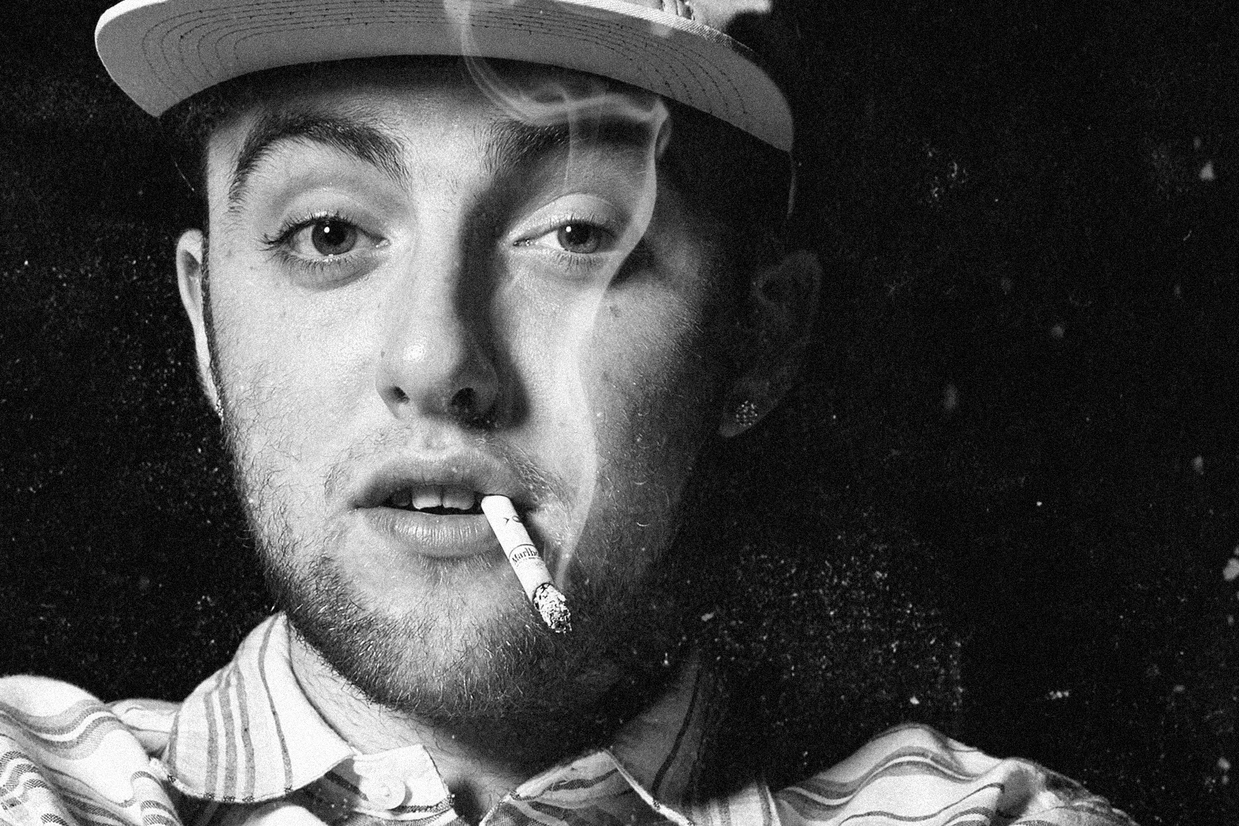 Watching Movies Mac Miller
