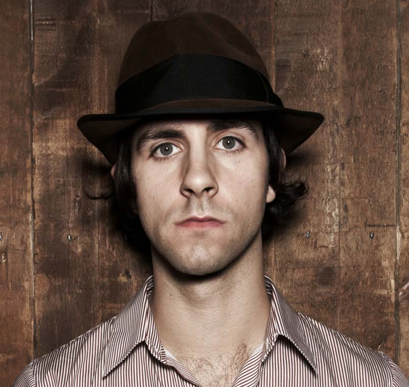 Maximo Park's Paul Smith to release two solo albums - Paul-Smith-cropped