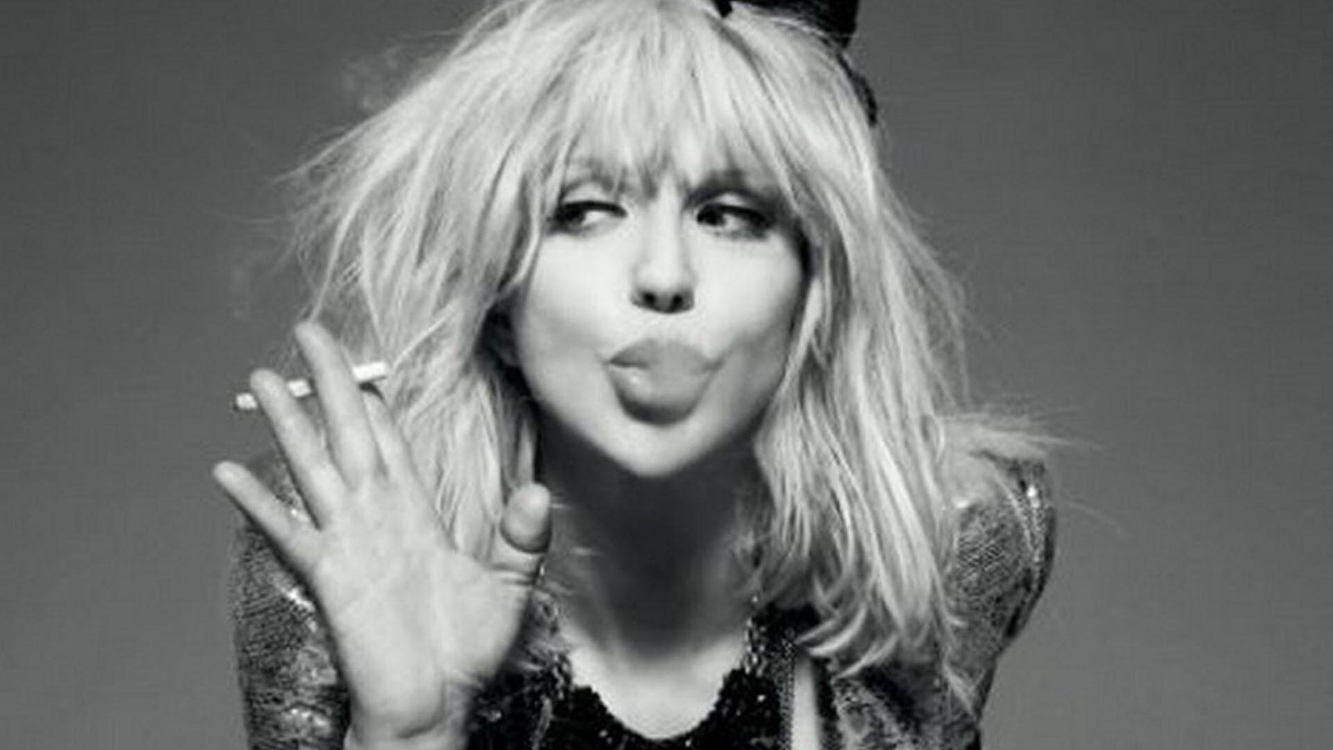 Listen Courtney Love Reveals New Track Wedding Day