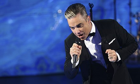 Robbie Williams LIVE First Direct Arena Leeds 160414