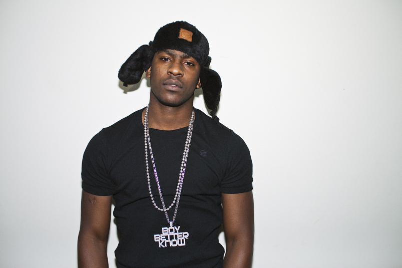 image Skepta all over the house official video