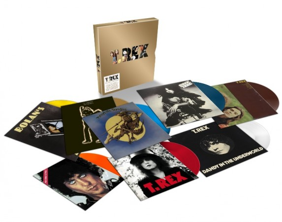 Competition Win T Rex The Vinyl Collection