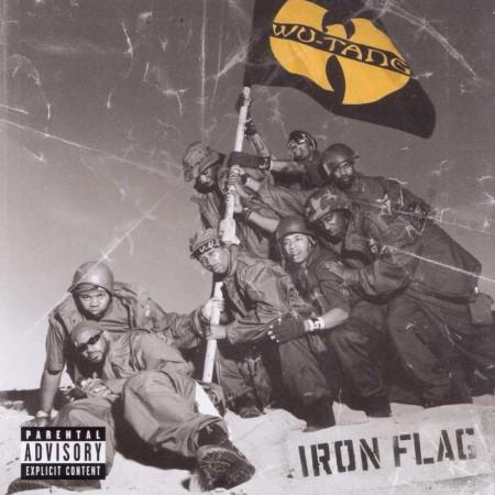 WTC Iron Flag