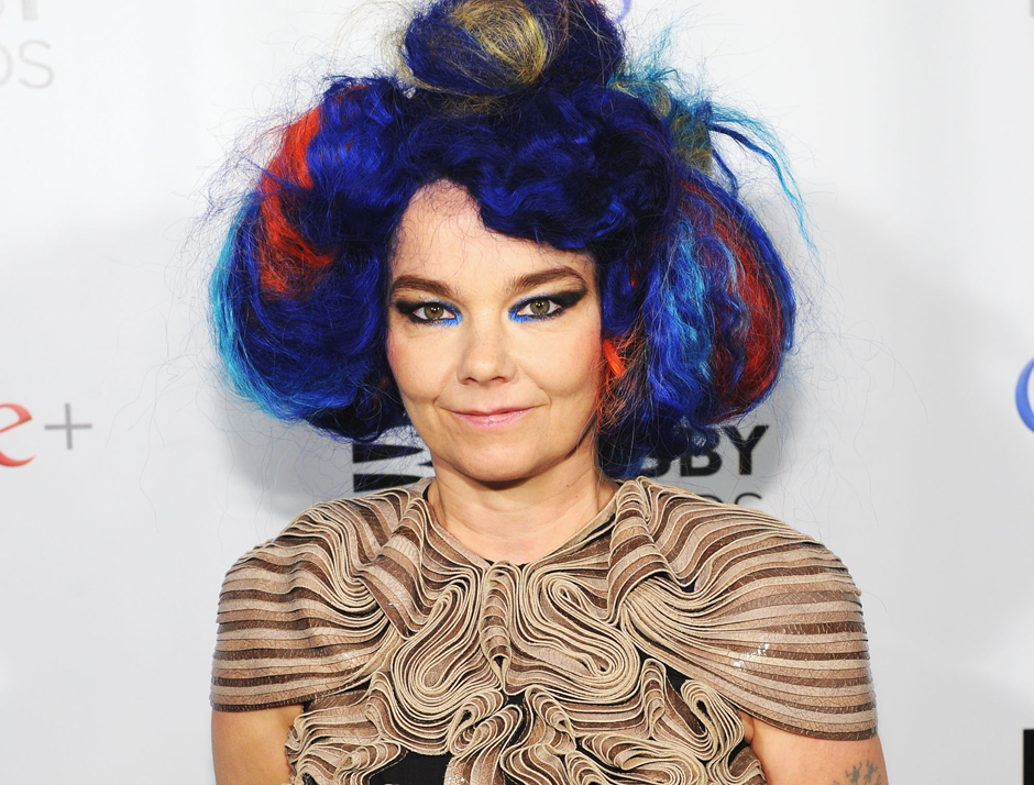Bjork Collaborating With Haxon Cloak On 2015 Album Gigslutzgigslutz