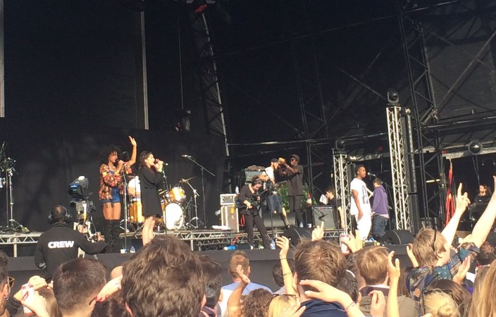 Kindness live @ Field Day