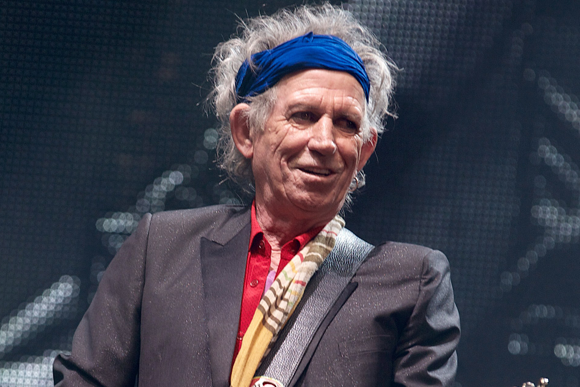 keith richards wife