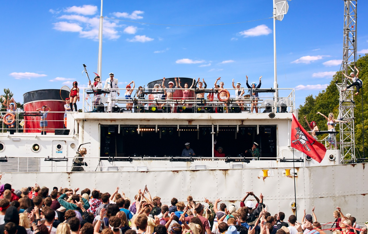 Competition Win A Pair Of Tickets To Bestival S Summer Of