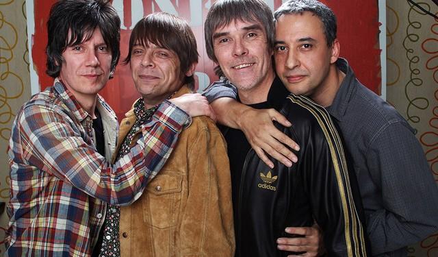 Ian Brown conferma: gli Stone Roses sono in studio