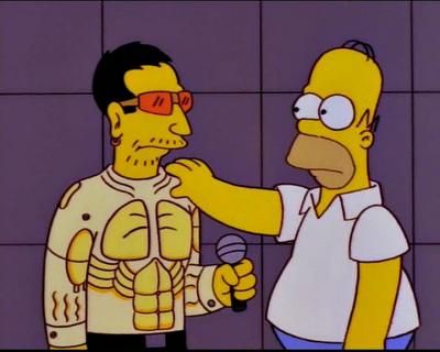 Bono,The Simpsons 1