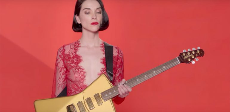 St vincent strange mercy lyrics