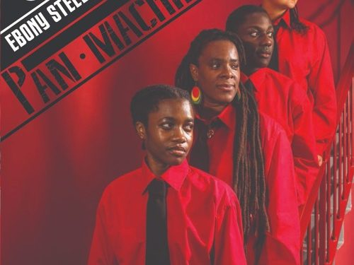 REVIEW: Ebony Steel Band – Pan Machine