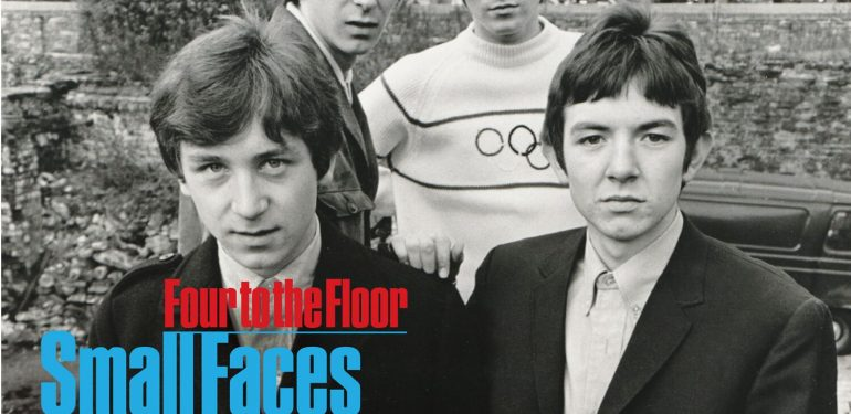 REVIEW: The Small Faces - Four To The Floor EP