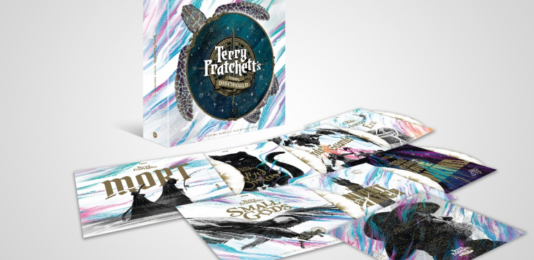 NEWS: Terry Pratchett's Discworld comes to vinyl for the first time