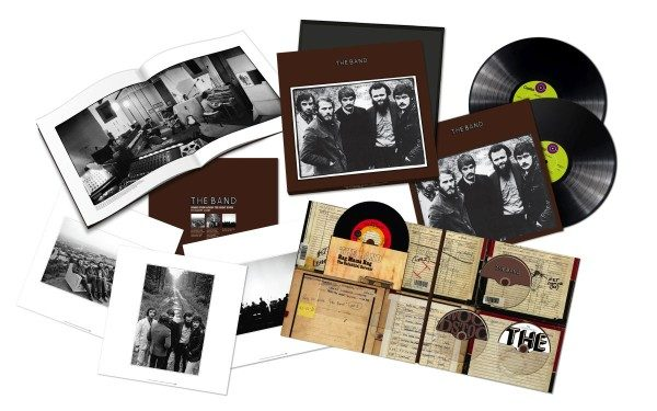 REVIEW: The Band – The Band 50th anniversary release