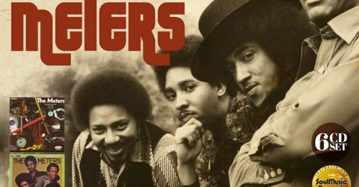 REVIEW: The Metres – The Archives 6 CD box set