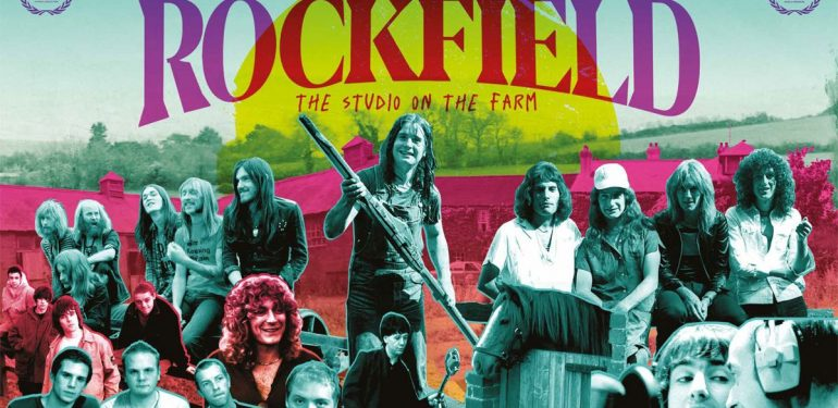 NEWS: Rockfield: The Studio On The Farm film