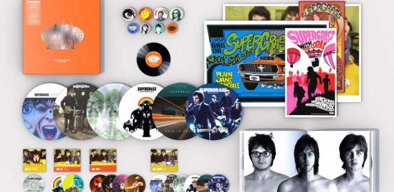 REVIEW: Supergrass – The Strange Ones – 1994 – 2008 box set