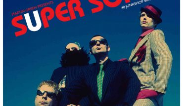 REVIEW: Various Artists - Super Sonics album