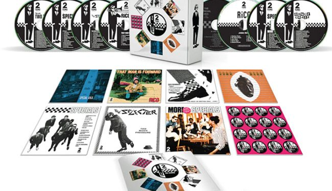 NEWS: Chrysalis Records announce the release of 2 Tone: The Albums box set Released 4th September 2020