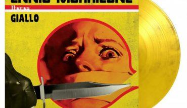 NEWS: Ennio Morricone Themes Giallo