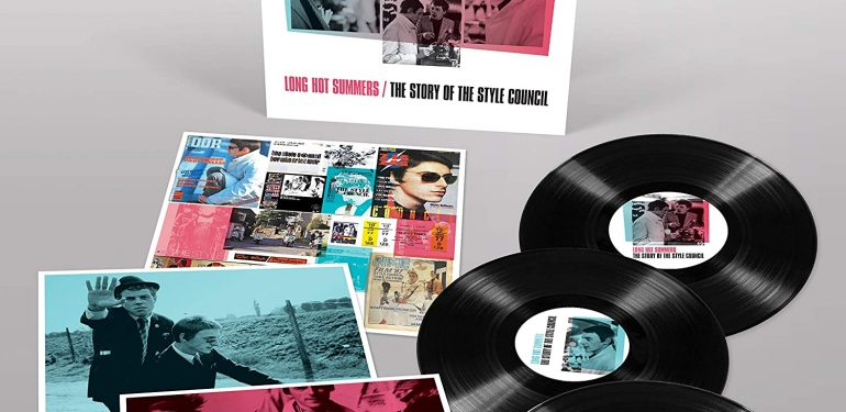 REVIEW: The Style Council – Long Hot Summers