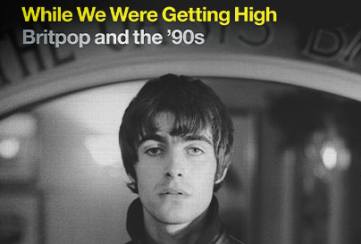 REVIEW: Kevin Cummins – While We Were Getting High: Britpop and the 90's