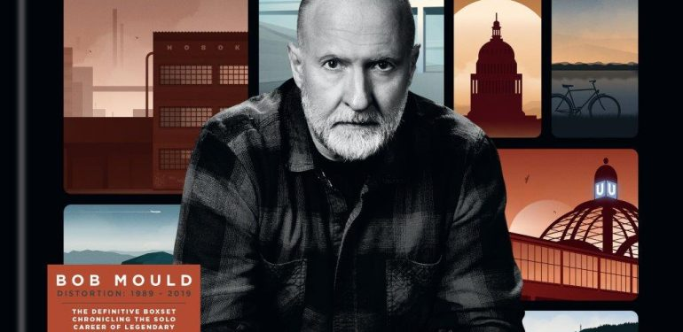 REVIEW: Bob Mould – Distortion: 1989 – 2019