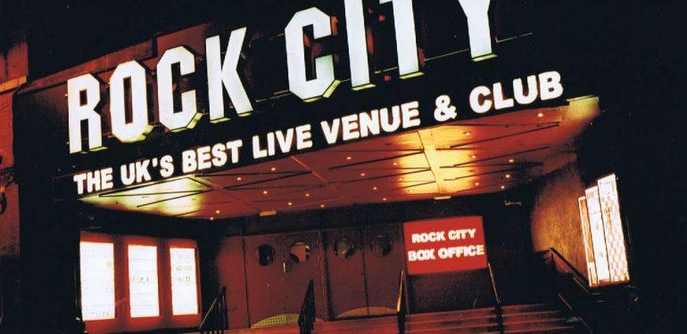 A CELEBRATION: Nottingham's Rock City at 40