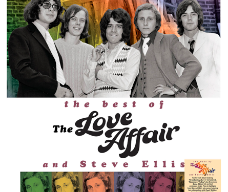 Steve Ellis: Love Affair, Ellis and solo vinyl compilation