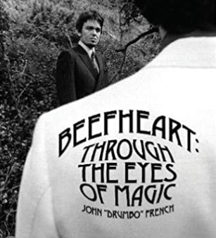 NEWS: Through The Eyes of Magic John 'Drumbo' French reprint