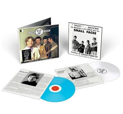 NEW MUSIC: SMALL FACES – LIVE 1966