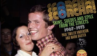 BOOK REIVEW: Scorcha! Skins, Suedes and Style From The Streets 1967-1973
