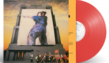 NEWS: Spandau Ballet Parade 35th Anniversary Remastered Special Limited Edition Coloured Vinyl