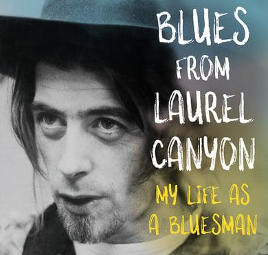 REVIEW: John Mayall – Blues From Laurel Canyon – book review