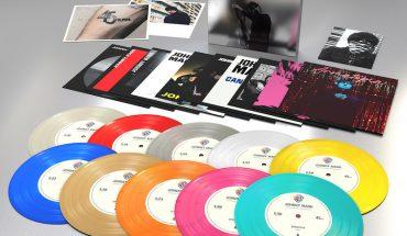 "NEWS: Johnny Marr 7"" Single Life box set"
