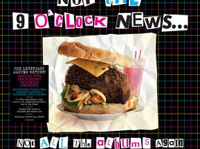 NEWS - NOT THE 9 O'CLOCK NEWS 40th ANNIVERSARY BOX SET