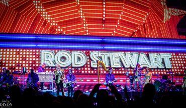 Rod Stewart – Arena, Birmingham 13.12.19