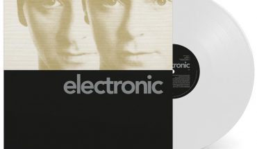NEWS: Electronic – Electronic limited white vinyl reissue