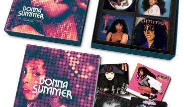 NEWS: Donna Summer 33 CD / 320 track box set Encore