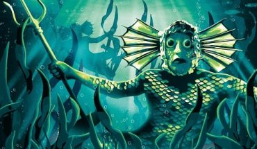 REVIEW: Dr Who - The Underwater Menace vinyl