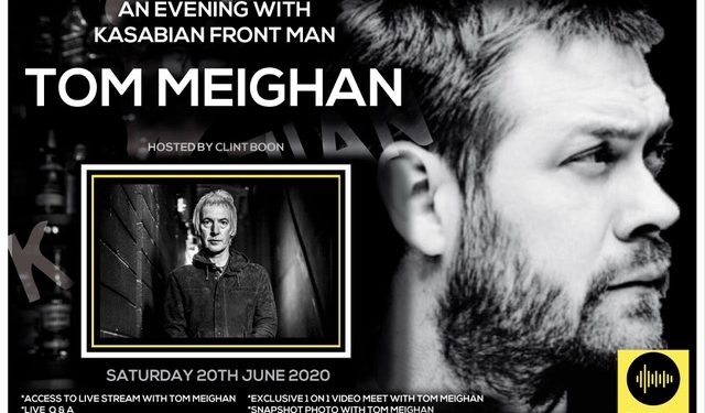 AN EVENING WITH TOM MEIGHAN