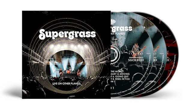 REVIEW: Supergrass – Live On Other Planets