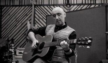 """NEWS: JIM McCULLOCH's debut solo record """"When I Mean What I Say"""" to be released 21 May 2021"""
