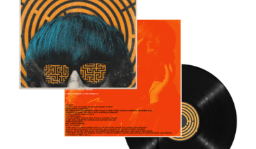 NEWS: Michael Robert Murphy – Puzzles / Holding 7'' vinyl + signed