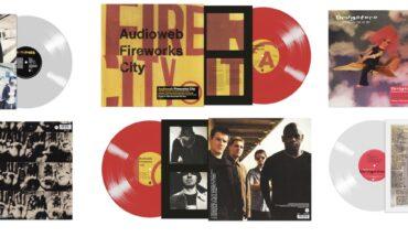 NEWS: Vinyl reissue of Audioweb and Drugstore albums