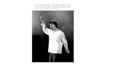 REVIEW: Andy Phillips – The Stone Roses Where Angles Play photozine